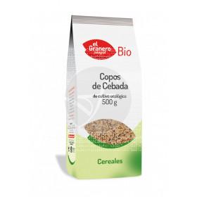 Copos De Cebada Bio El Granero integral