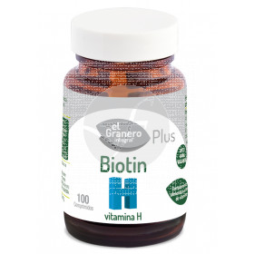 Biotin Plus Granero integral