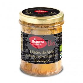 Atún en Filetes Bio Granero Integral
