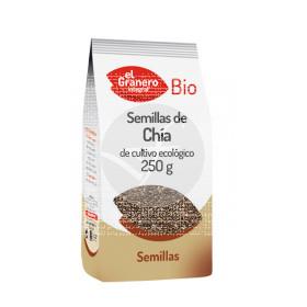Semillas de chía bio 250gr Granero Integral