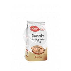 Almendra Bio 250gr Granero integral