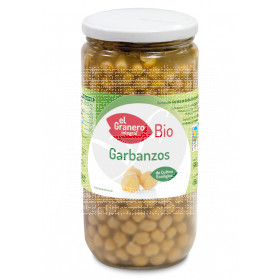 GARBANZOS BIO GRANERO INTEGRAL