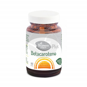 BETACAROTENO PLUS 330MG GRANERO INTEGRAL