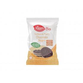 Tortitas De Maíz con Chocolate Negro Bio sin gluten 33Gr Granero integral
