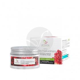 Crema acido hialuronico granada y colageno Armonia
