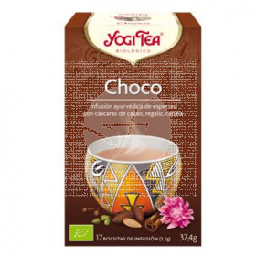 CHOCO TE INFUSION YOGI TEA