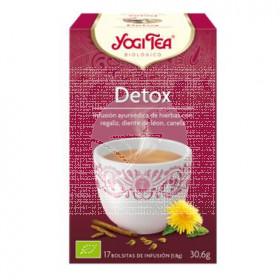 Detox infusión bio 17 bolsitas Yogi Tea