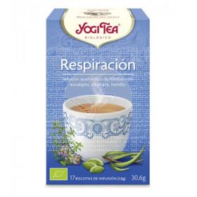 Respiración infusión bio Yogi Tea