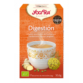 DIGESTION INFUSION YOGI TEA