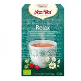 Relax infusión Yogi Tea