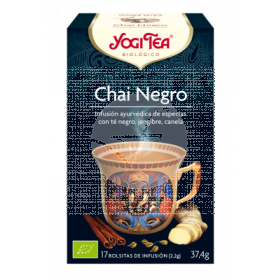 CHAI NEGRO INFUSION YOGI TEA