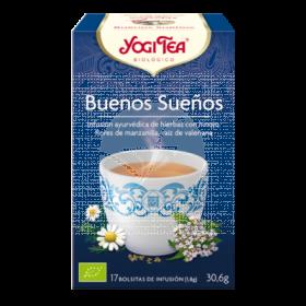 Buenos sueños infusion Yogi Tea