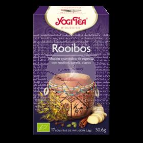 Rooibos infusión Yogi Tea