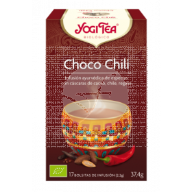 Choco Chili Bio Infusion Yogi Tea