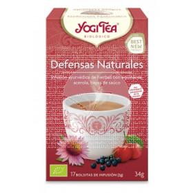 Té Defensas Naturales Bio Yogi Tea