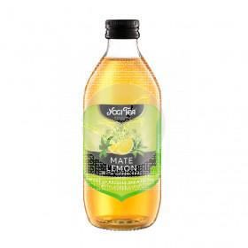 Infusión mate y limón ecológico vegano Yogi Tea