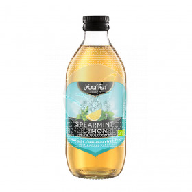 Infusion de menta piperita limon ecologico vegano Yogi tea