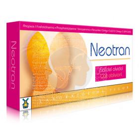 Neotran Memoria 20 capsulas Tegor
