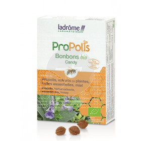 Caramelos de propolis bio Drome Provençale