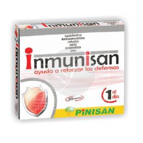 Inmunisan 30 capsulas Pinisan