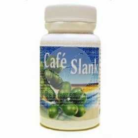 CAFE SLANK CAFE VERDE 60 CAPSULAS 200MG ESPADIET