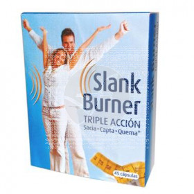 SLANK BURNER TRIPLE ACCION CONTROL PESO ESPADIET