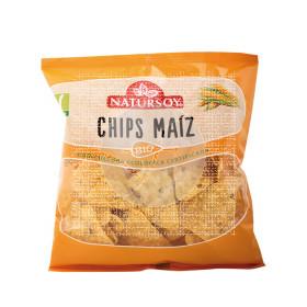 Chips De Maiz Bio Natursoy