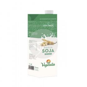 Bebida Vegetal De Soja con Calcio Bio 1L Vegetalia