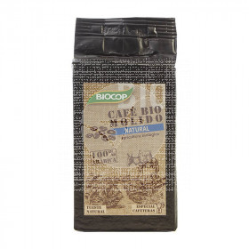 CAFE MOLIDO NATURAL 100% ARABICA BIOCOP