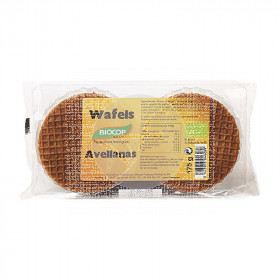 Wafels De Avellanas Bio Biocop