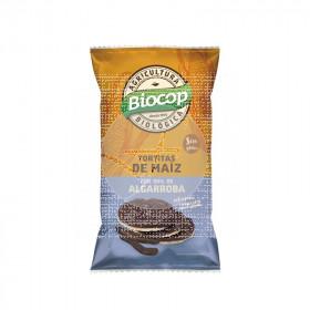Tortitas De Maíz con Algarroba Bio Biocop
