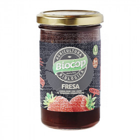 Compota de Fresa 280gr Biocop