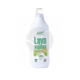 Lavavajillas A Mano Avena Limón Eco 1L Biocop