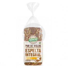 Pan De MolDe De Espelta integral Avena Bio Biocop