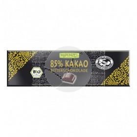 Chocolatinas Bio 85% Chocolate Negro Rapunzel