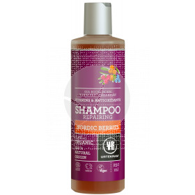 Champu Frutros Nordicos organico Vegano 250ml Urtekram