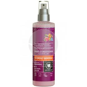Acondicionador Frutos Nordicos Spray sin Aclarado organico 250ml Urtekram