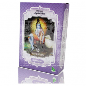 Shikakai Champu Ayurvedico En polvo Radhe Shyam