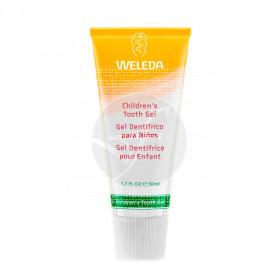 DENTIFRICO GEL NIÑOS 50ML WELEDA