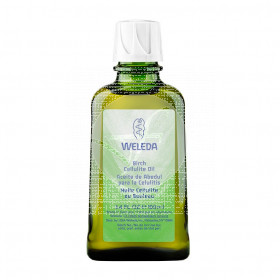 Aceite Anticelulitico De Abedul Weleda