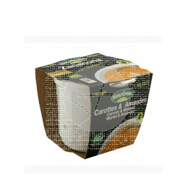 Crema Zanahoria Bio tarrina NaturGreen