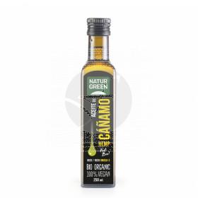 Aceite De Cañamo Biologico Alimentario NaturGreen