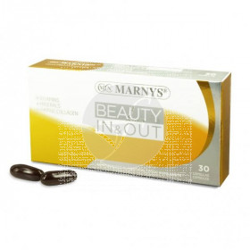 Beauty In&Out 30 capsulas Marnys