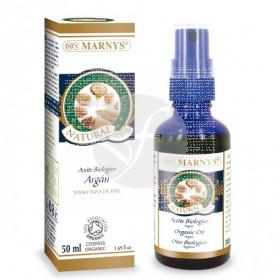 ACEITE ARGAN PURO BIOLOGICO 50ML SPRAY MARNYS