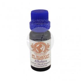 Esencia Albahaca 15 ml Marnys