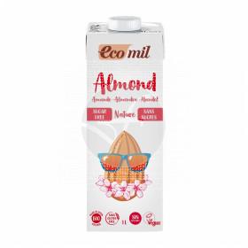 Bebida Vegetal De Almendra sin Azúcar Bio Ecomil Nutriops