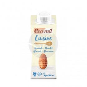 Crema de Almendras para cocinar Bio Ecomil Nutriops