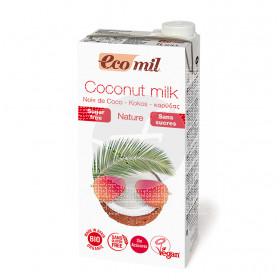 Leche de coco bio 1 litro Nutriops