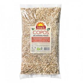 Copos de avena finos bio 1kg Biogra
