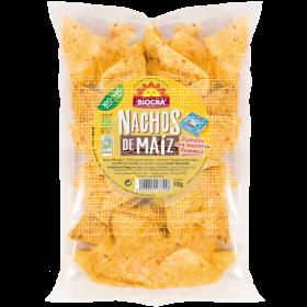 Nachos De Maiz Bio Biogra